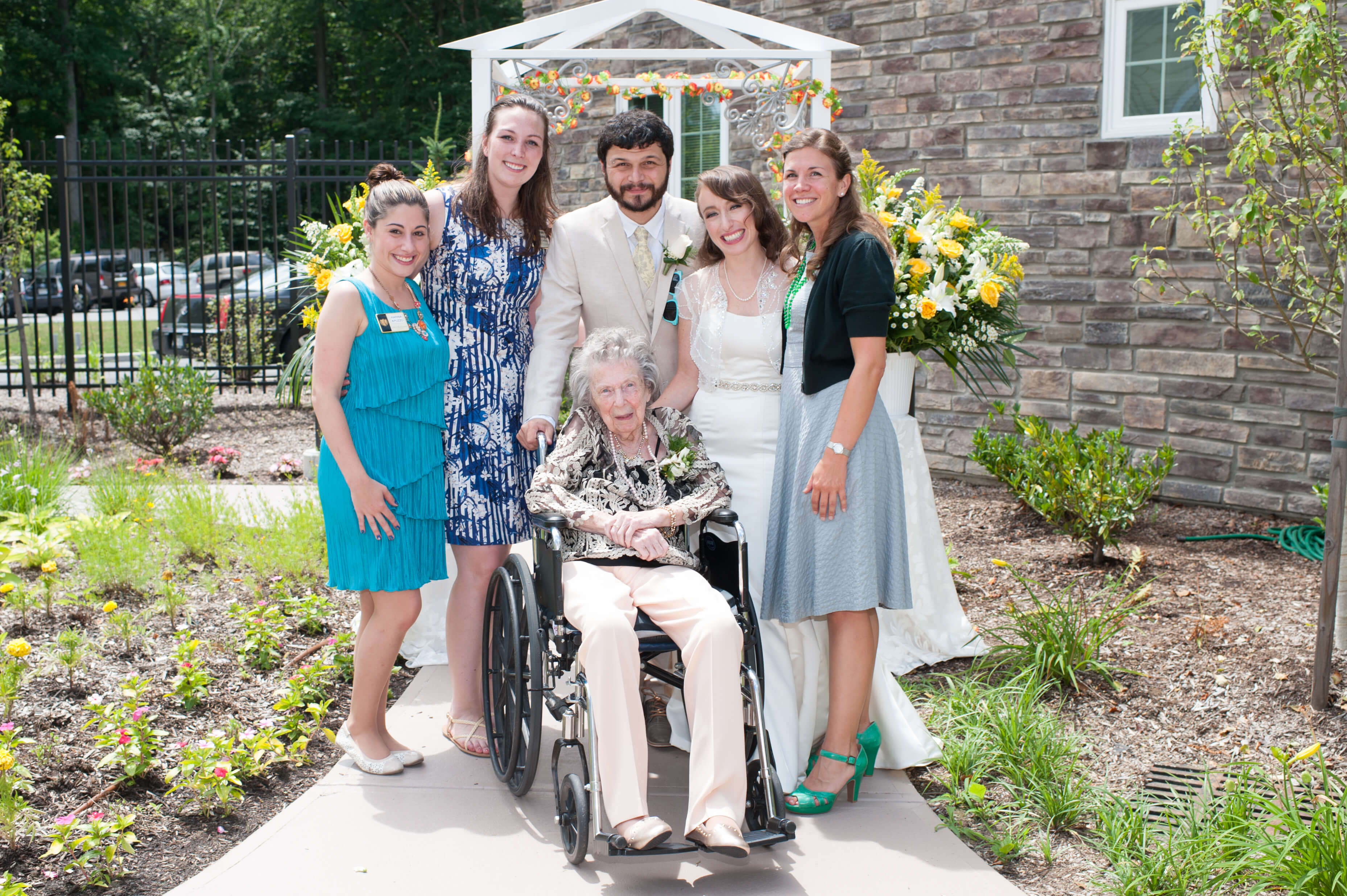 Wedding Bells at The Ambassador of Scarsdale: Love in the Age of Alzheimer's